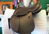 M. Toulouse Celine Junior CC Jumping Saddle 14″