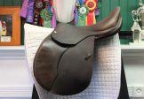 Beval Solaris Jumping Saddle 17.5″