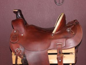 Colorado Saddlery Western Ranch Saddle 16″ | Saddle Up! Tack