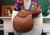 M. Toulouse Annice Close Contact Jumping Saddle 17.5″